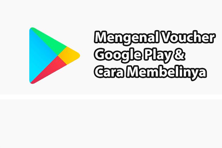 Voucher Google Play