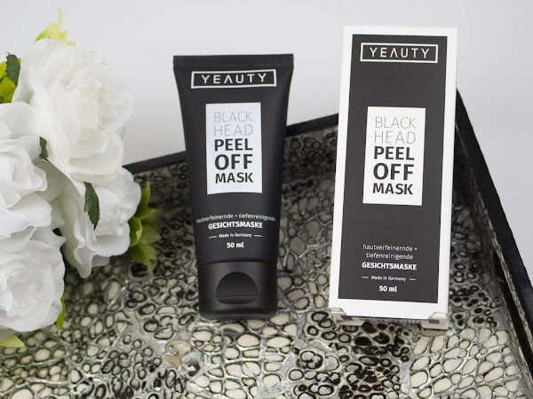 YEAUTY // Black Head Peel Off Mask
