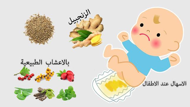 علاج الاسهال عند الاطفال بالاعشاب الطبيعية - أطعمة لا يستطيع الجسم تحملها