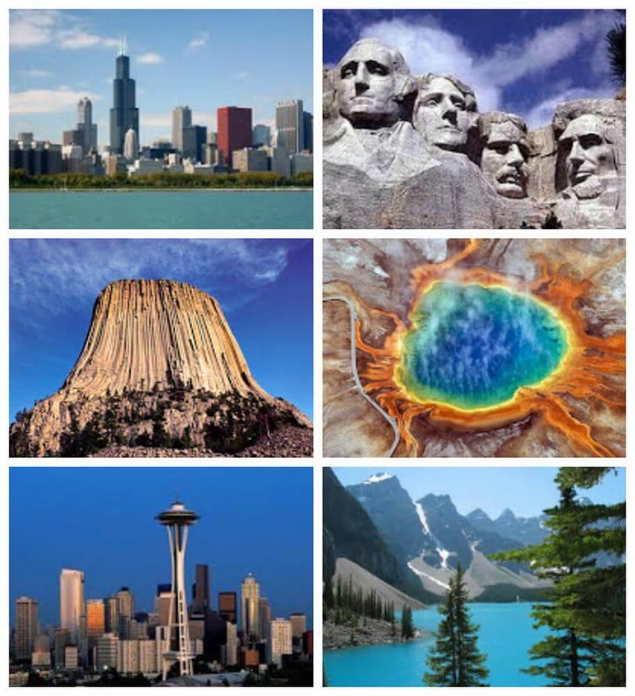 Guía de viaje a Canada y noroeste de Estados Unidos - Mi baúl de blogs