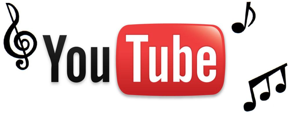 موسيقى مجانية من اليوتيوب
