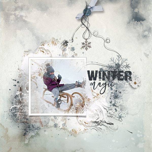 winter magic © sylvia • sro 2018 • cold beauty by tiramisu designs