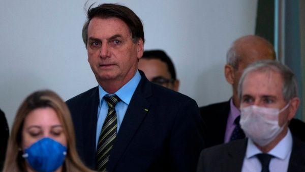 "Brasileños realizan nuevo ""cacerolazo"" contra Bolsonaro"