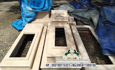 Kijing Makam Jakarta, Makam Batu Alam