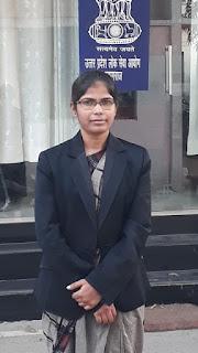 शिक्षक की बेटी ने पहले ही प्रयास में  पीसीएस की परीक्षा पास कर बढ़ाया क्षेत्र का गौरव