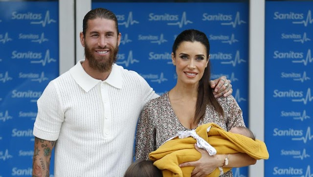 Sergio Ramos reconoce que sus 4 hijos han sido de penalti