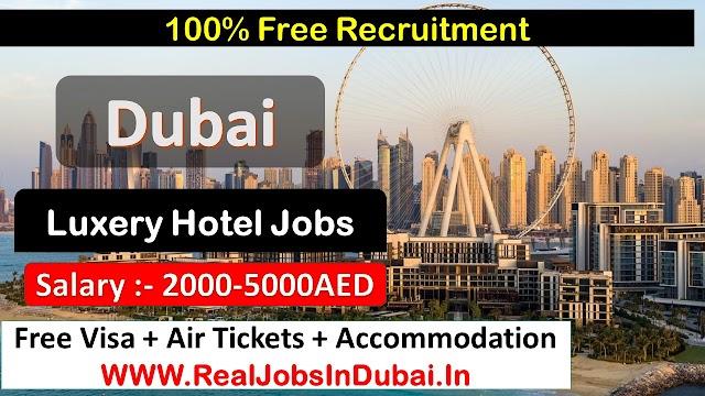 Caesars Palace Bluewaters Dubai Hotel Jobs