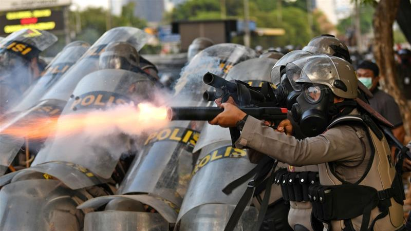 10 unlawfully killed in Indonesia election riots