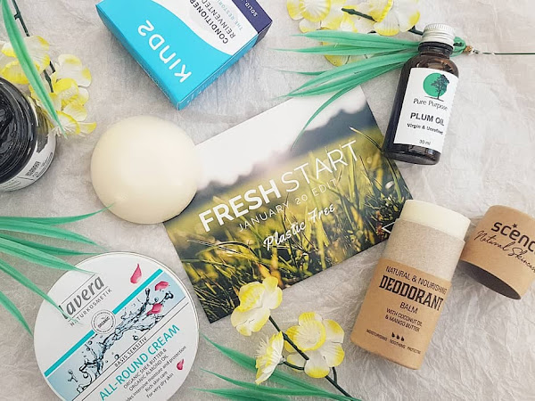 The Natural Beauty Box Review - Fresh Start Edit
