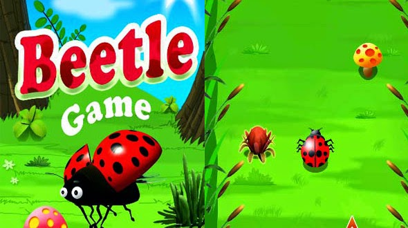 Free android sources codes: Free android source Code ( Beetly GAME )