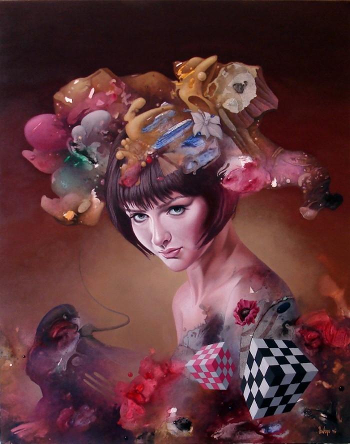 Границы искусства. Dragan Di Vogo