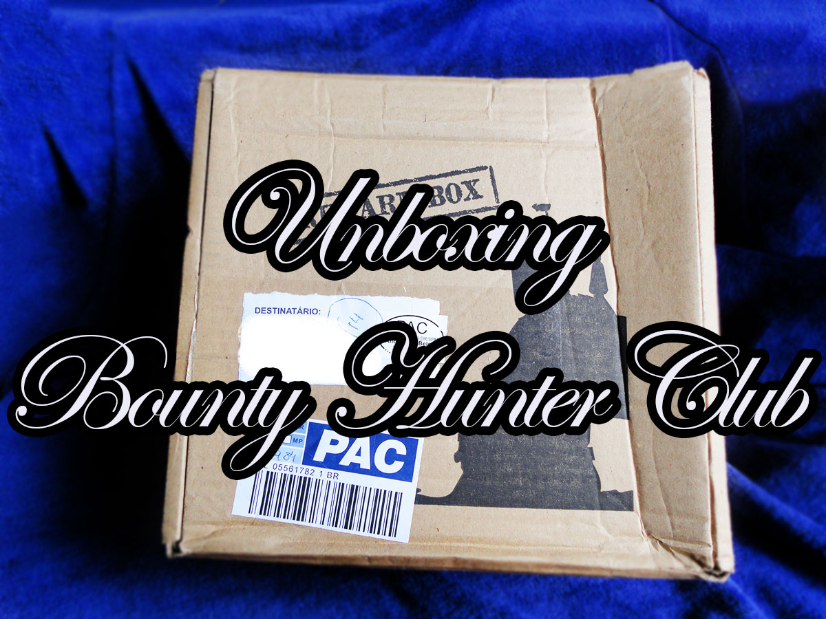 Unboxing Bounty Hunter Club - Reinos Medievais