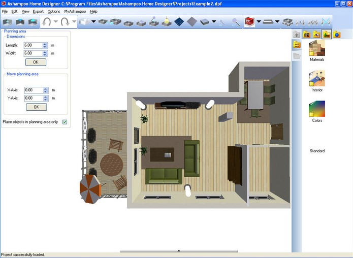 All Free Collected Ashampoo Home Designer Pro V3 Fully