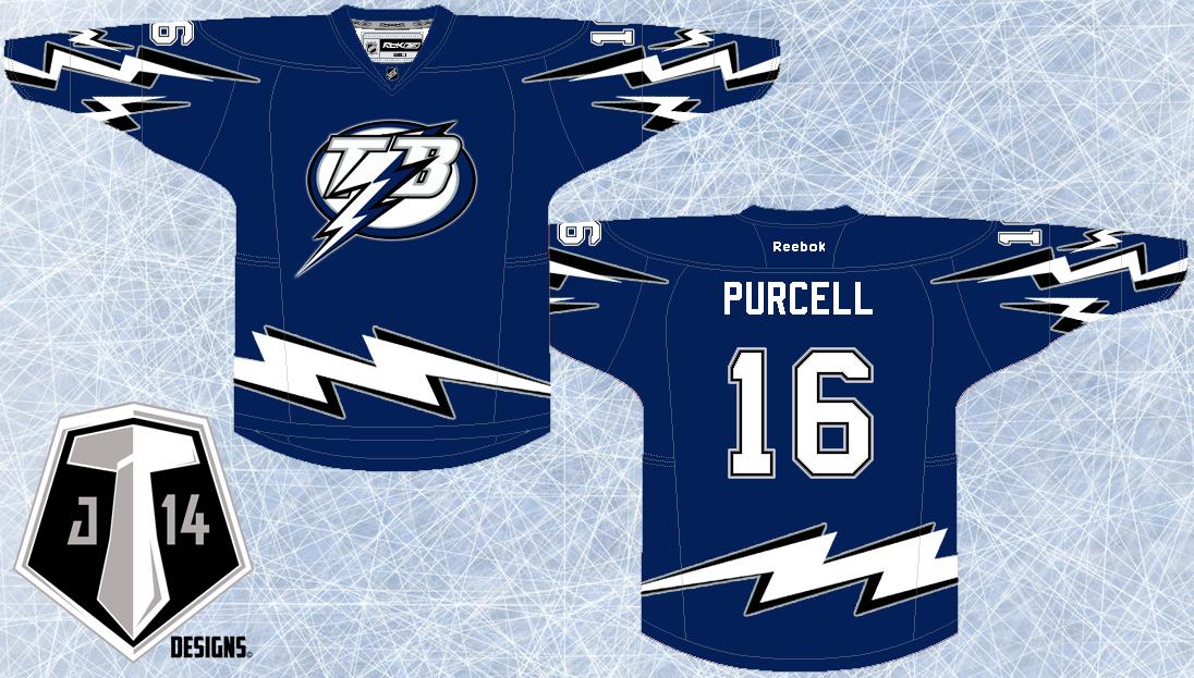 Rebrand Series  Tampa Bay Lightning 41135695f