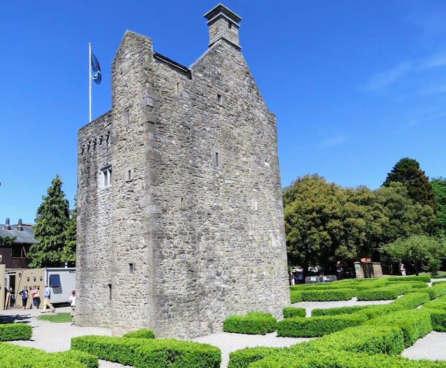 Free things to do in Dublin: Phoenix Park castle tower