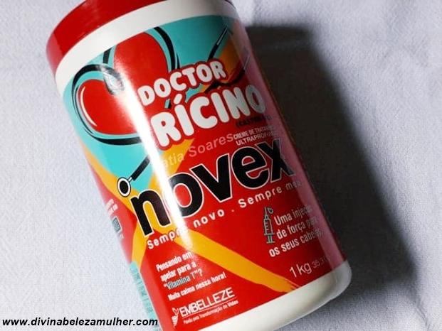 Novex Doctor Rícino Embelleze