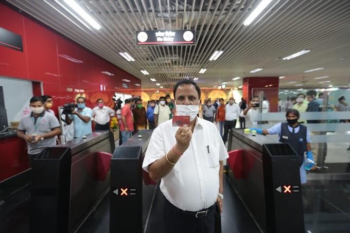 गो-स्मार्टकार्ड से कानपुर और आगरा में भी कर सकेंगे मेट्रो की सैर