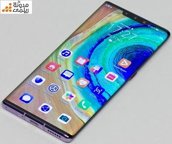 سعر ومواصفات Huawei Mate 30 Pro أول هاتف من هواوي بدون خدمات جوجل