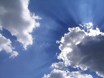 Foto del cielo con nubes
