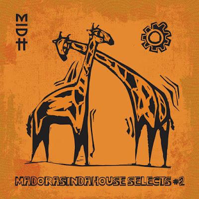 Various Artists -Madorasindahouse Selects Vol.2