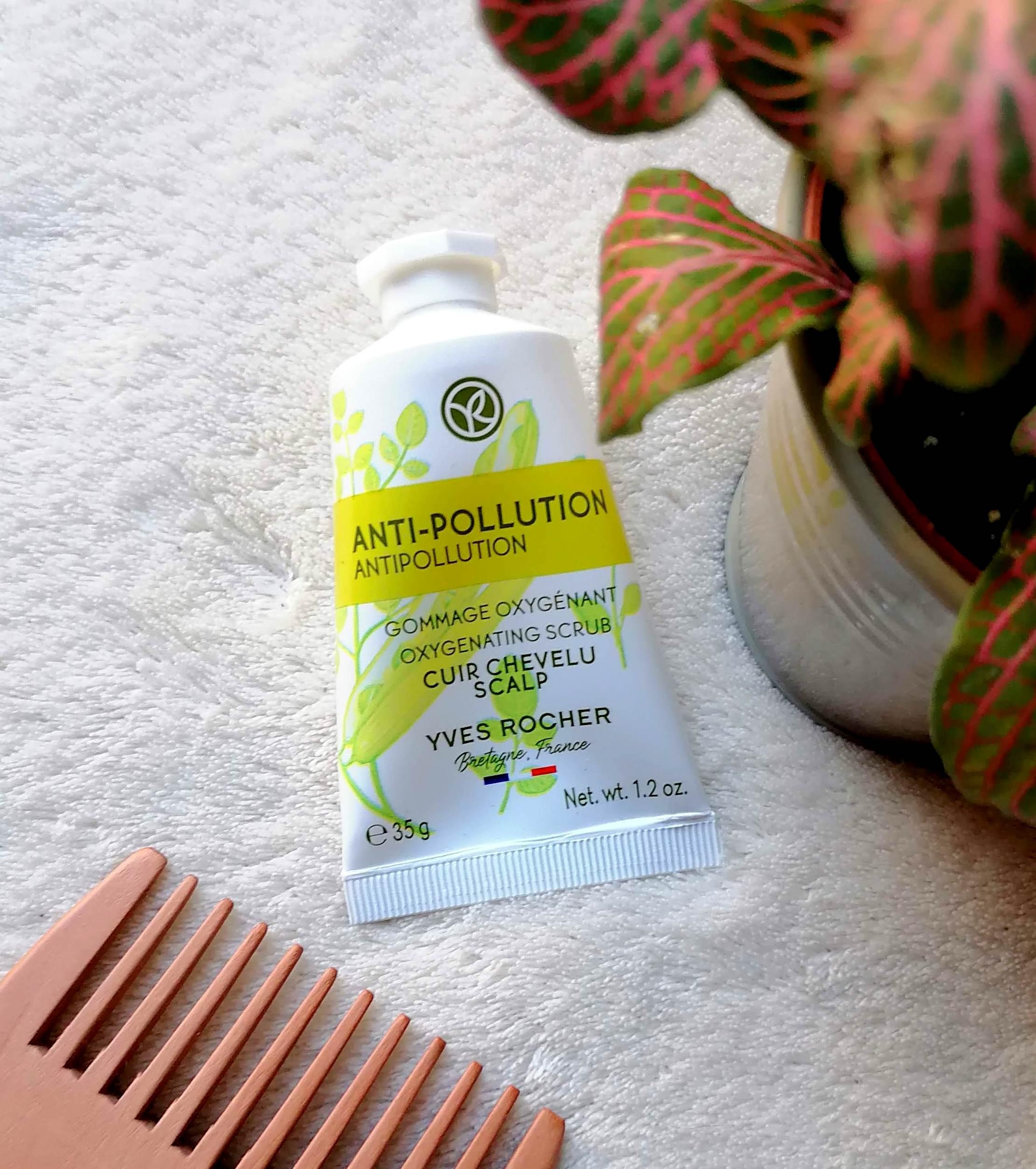 Ma routine de soins détox et réparatrice pour cheveux secs! 💆🏽♀️ (avec Yves Rocher!)