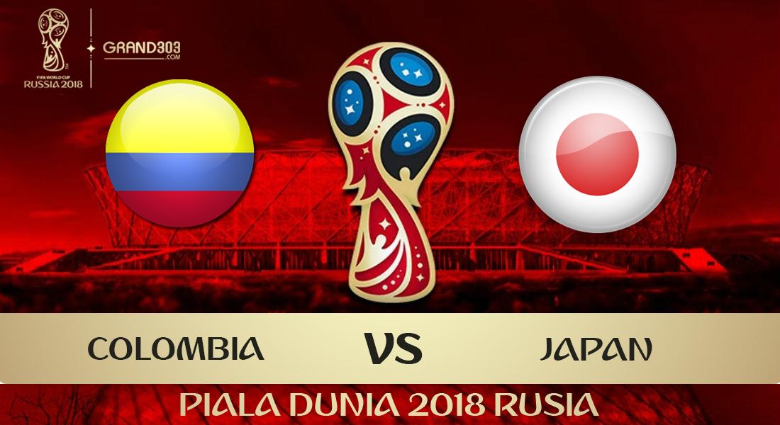 Prediksi Bola Biru Kolombia vs Jepang Piala Dunia 2018