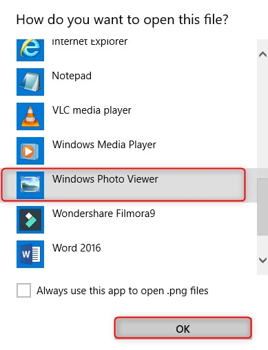 windows 7 photo viewer for windows 10