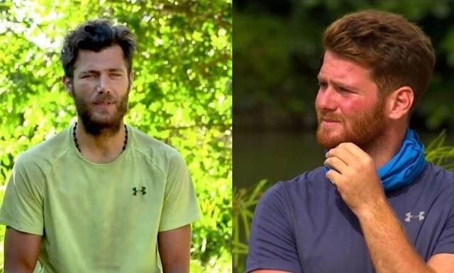 Survivor: Μέγα σκάνδαλο! Αποβάλλονται Τζέιμς και Νίκος;
