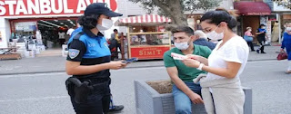 كورونا.. حصيلة جديدة للإصابات والوفيات اليوم في تركيا