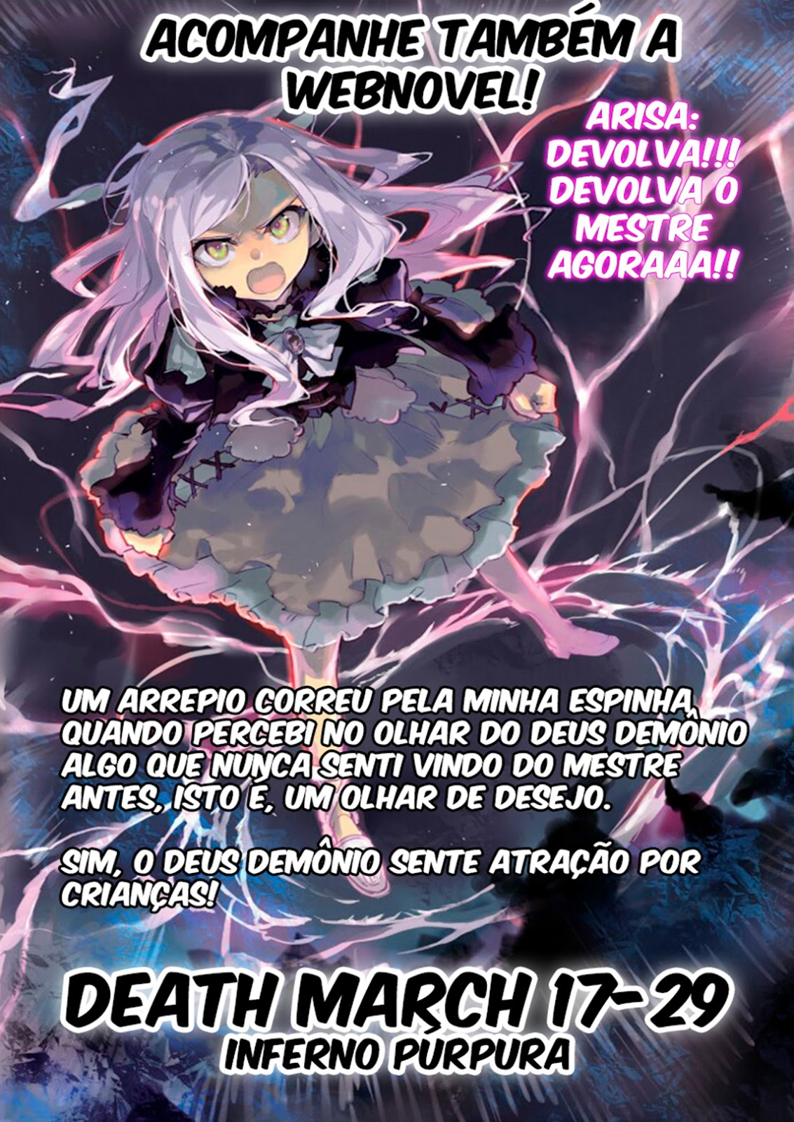 Death March to the Parallel World Rhapsody Mangá Capítulo 57.5_14