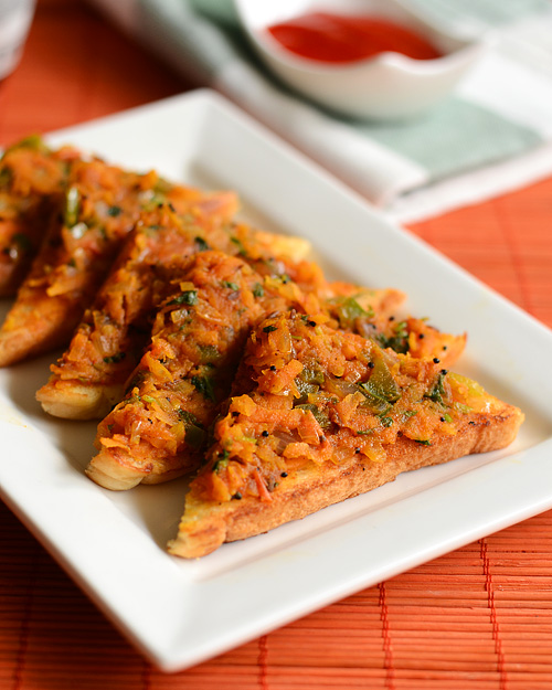 masala-toast-recipe