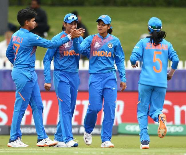 India beat New Zealand to win their 3rd consecutive match in Women's World Cup