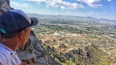 "Hiking Piestewa Peak, Summit Trail Piestewa Peak, Hiking Phoenix Mountains Preserve, Piestewa Peak Address, Hiking ""A"" Mountain, Hiking Tempe Butte, Hiking Hayden Butte, Hiking Piestewa Peak, Hiking in Phoenix, Beachbody Coach Travel"