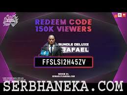 kode redeem free fire 2019 terbaru 2