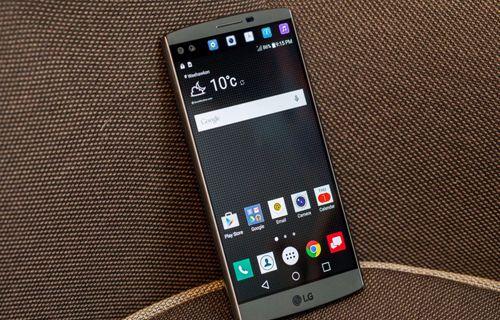 İşte LG G6'nın Tasarımı