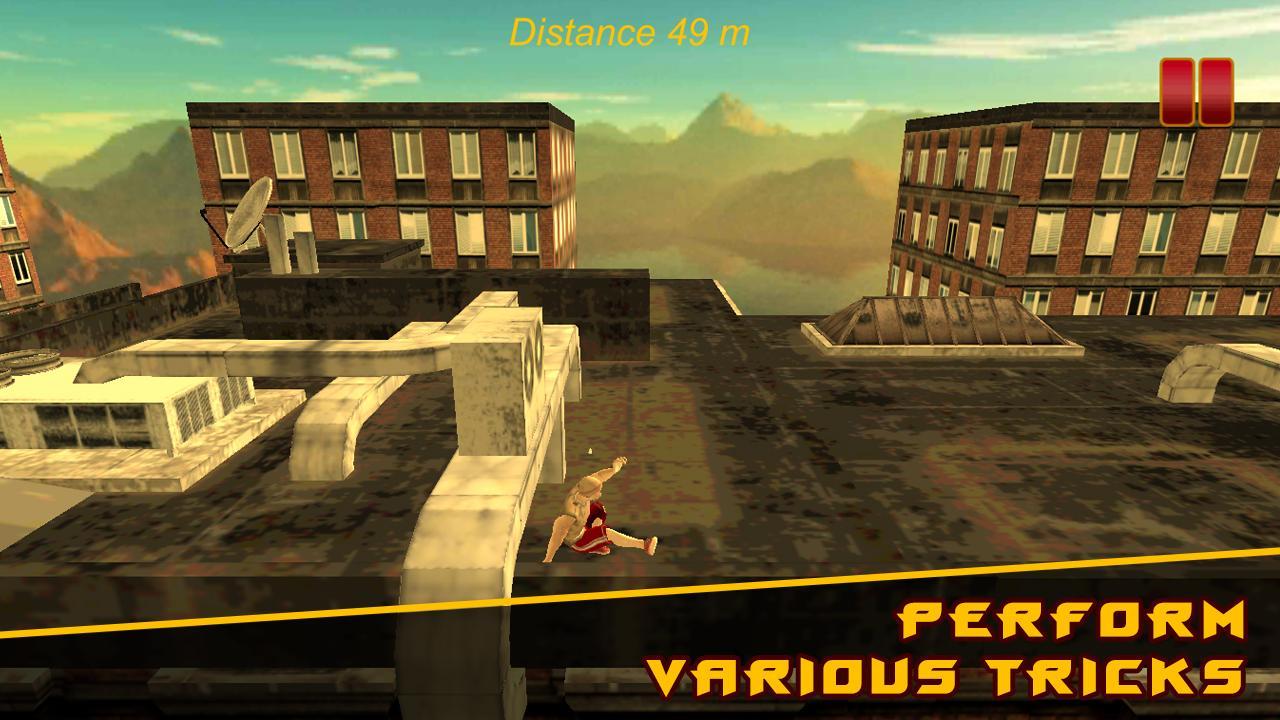 Скачать игру паркур 3d на пк