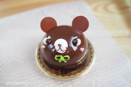 グリュッケンベルグ、くまのケーキ