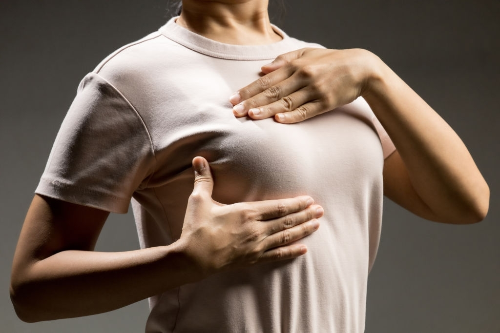 Ladies Therapy: Sagging Breast: How To Deal With This