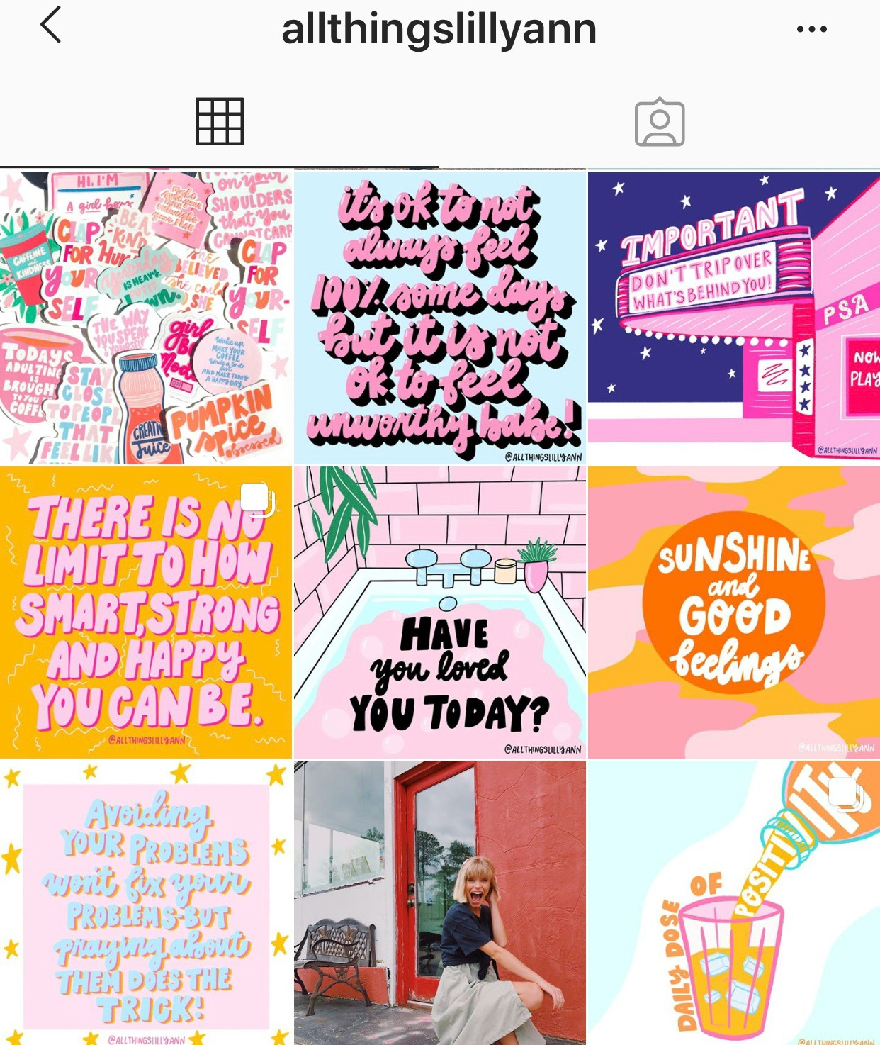 The best inspirational instagram accounts