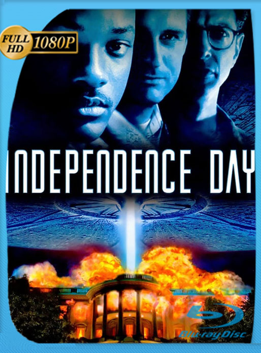 Dia de la Independencia EXTENDED (1996) 1080p BRrip Latino [Google Drive] Tomyly
