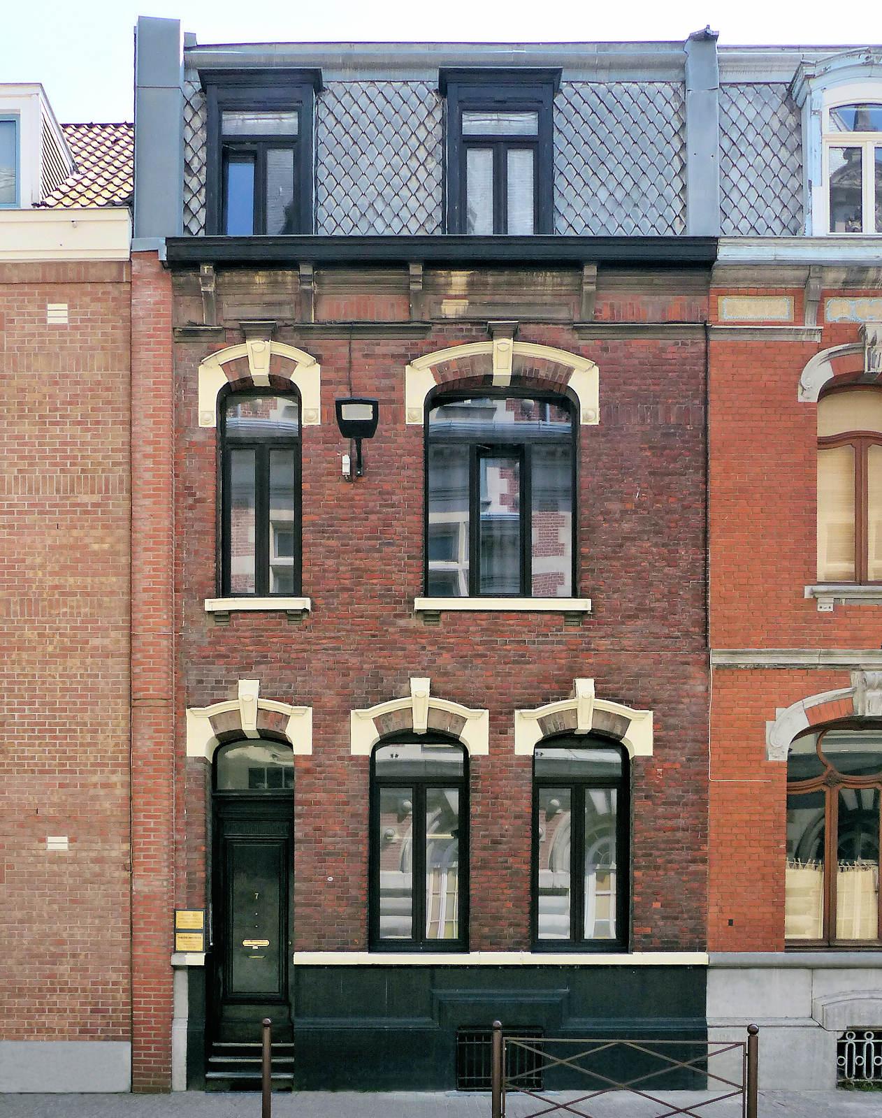 Tourcoing, Rue des Anges - Maison à étages