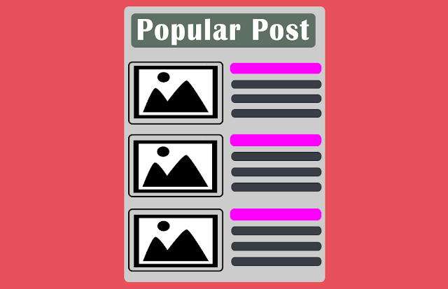 Cara-Membuat-Widget-Popular-Post-Keren