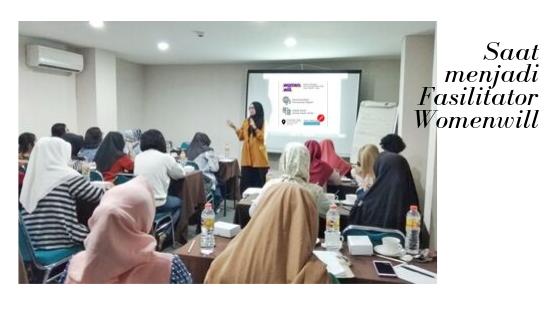 kelas womenwill di Semarang