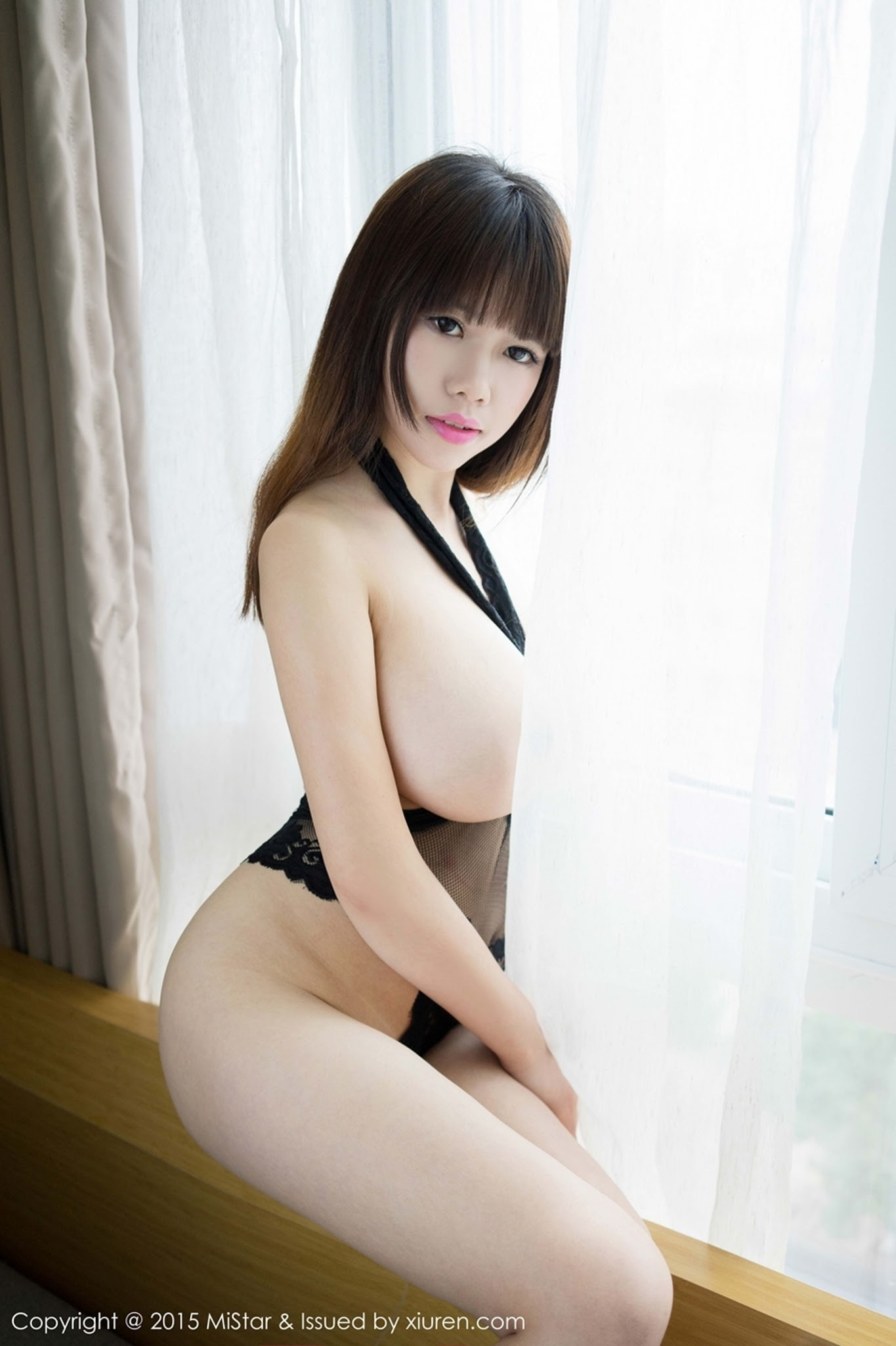Japanese girl with gigantic tits 7 - 1 8