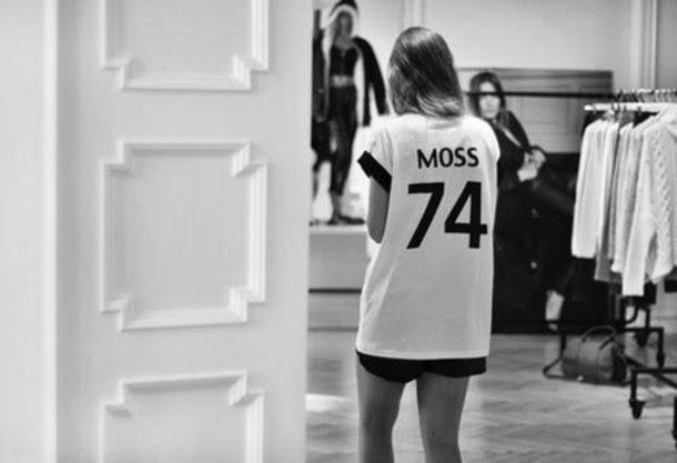 Team Tee Kate Moss