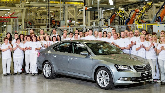 Skoda already has a response to the Volkswagen tantrum the Czech Republic will remain its first home.
