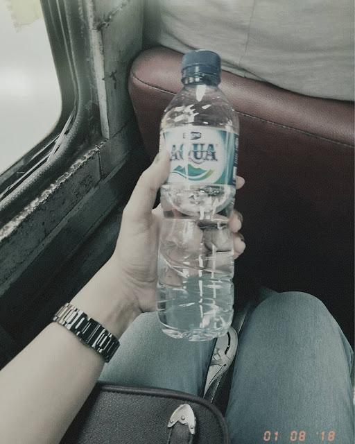Air putih untuk menyembuhkan maag