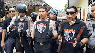 Tim Cobra Polres Lumajang Dibantu Resmob Polres Jember Amankan 24 Motor Hasil Curian