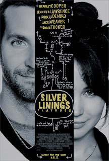 Silver Linings Playbook - movie poster