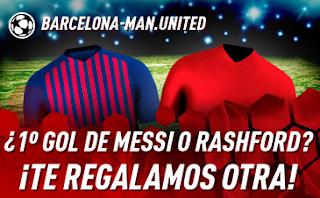sportium promocion Barcelona vs United 16 abril 2019
